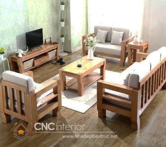 những bộ bàn ghế gỗ đẹp nhất 17