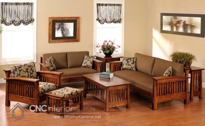 những bộ bàn ghế gỗ đẹp nhất 9
