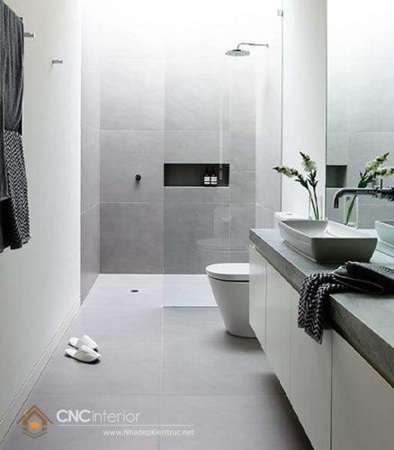 thiết kế nhà vệ sinh diện tích nhỏ 10