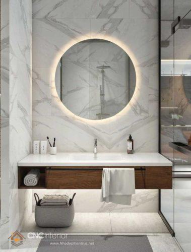 thiết kế nhà vệ sinh diện tích nhỏ 12