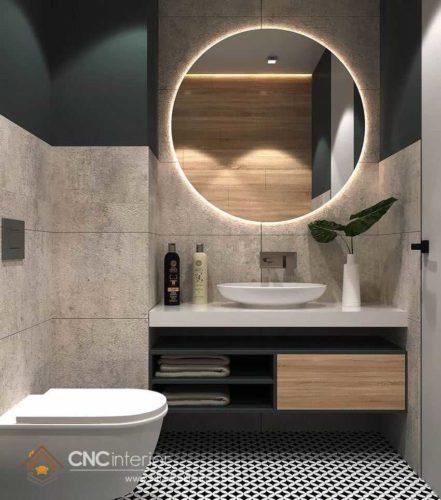thiết kế nhà vệ sinh diện tích nhỏ 13