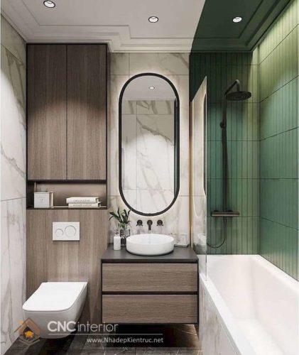 thiết kế nhà vệ sinh diện tích nhỏ 14