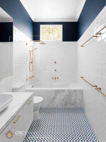 thiết kế nhà vệ sinh nhỏ đẹp 18