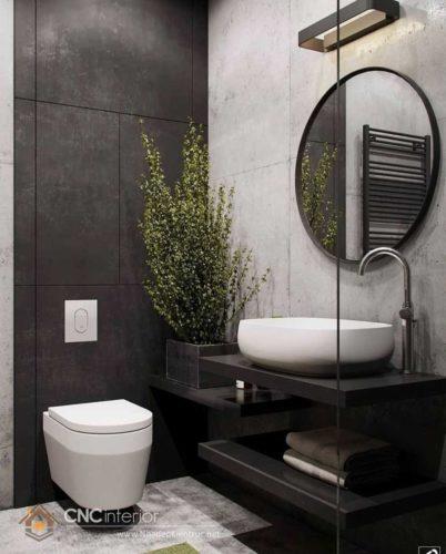 thiết kế nhà vệ sinh nhỏ đẹp 21