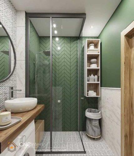 thiết kế nhà vệ sinh diện tích nhỏ 5