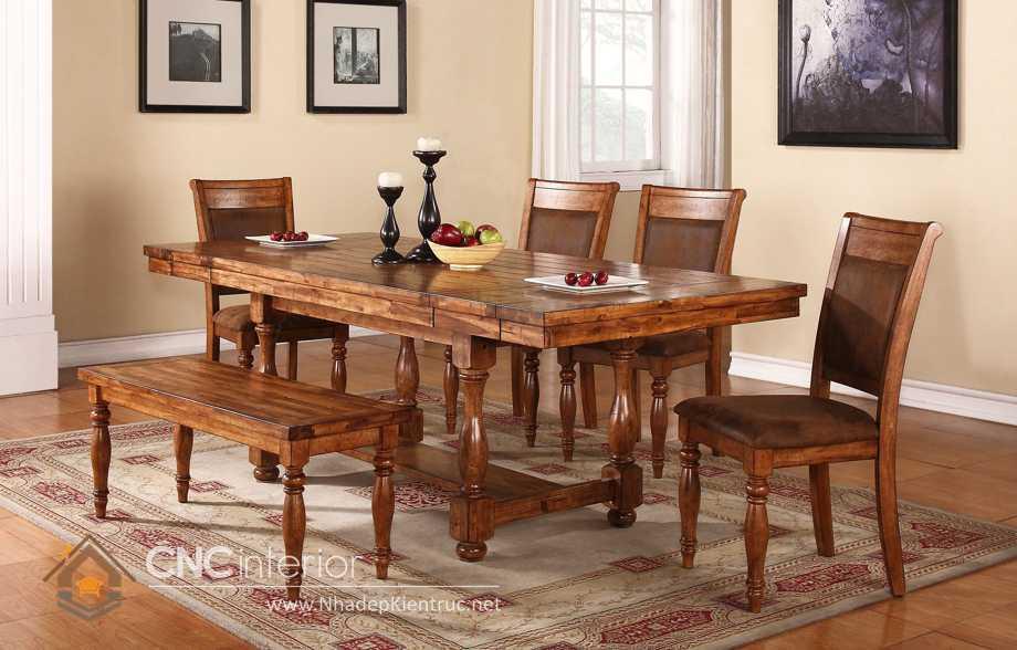bàn ghế gỗ tràm có tốt không 1