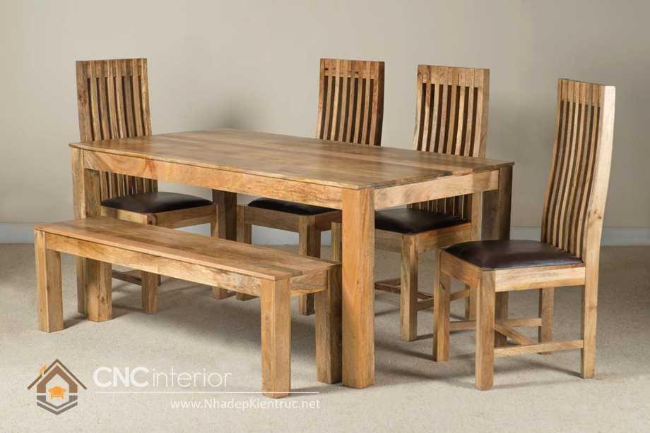 bàn ghế gỗ tràm có tốt không 10