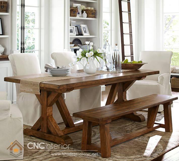bàn ghế gỗ tràm có tốt không 4