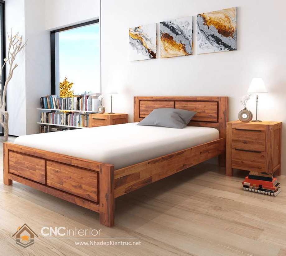 giường ngủ bằng gỗ Tràm - 6