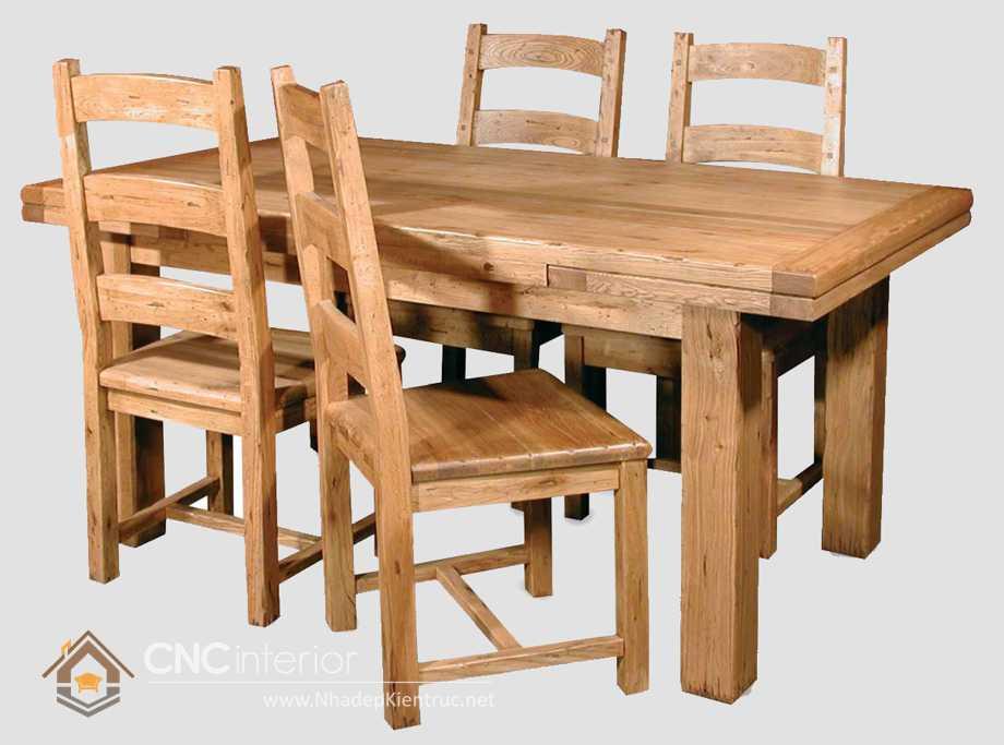 bàn ghế gỗ tràm có tốt không 9