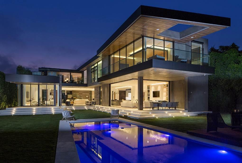 Biệt thự hiện đại đẹp nhất thế giới 1