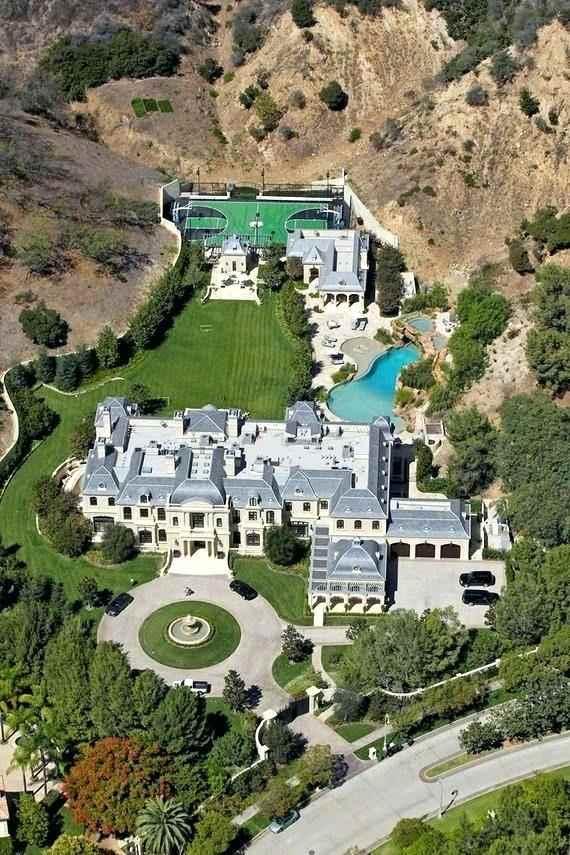 Biệt thự hiện đại đẹp nhất thế giới - Mark Wahlberg 14