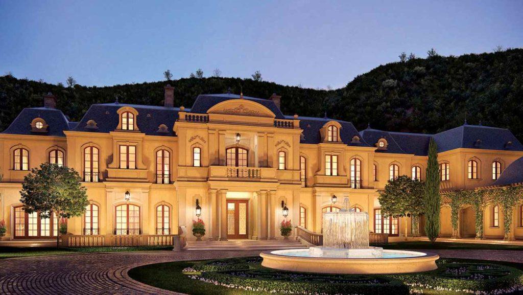 Biệt thự hiện đại đẹp nhất thế giới - Mark Wahlberg 15