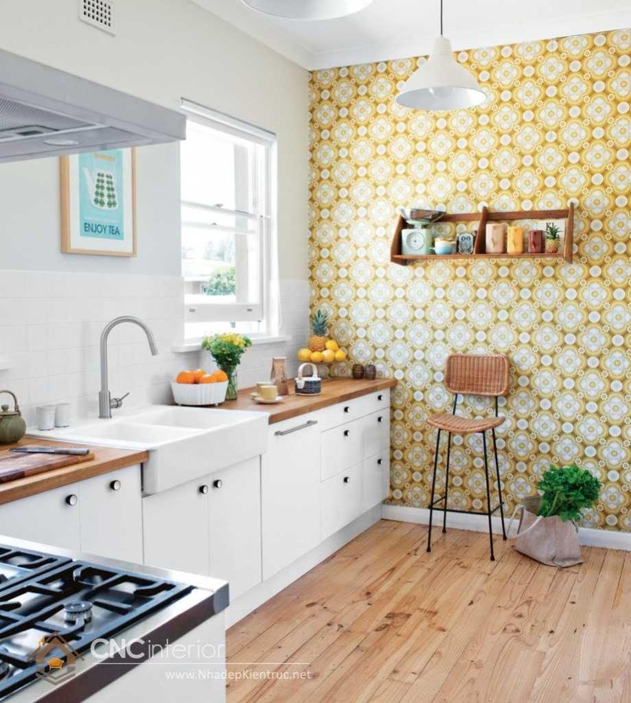 hình ảnh nhà bếp đơn giản 16