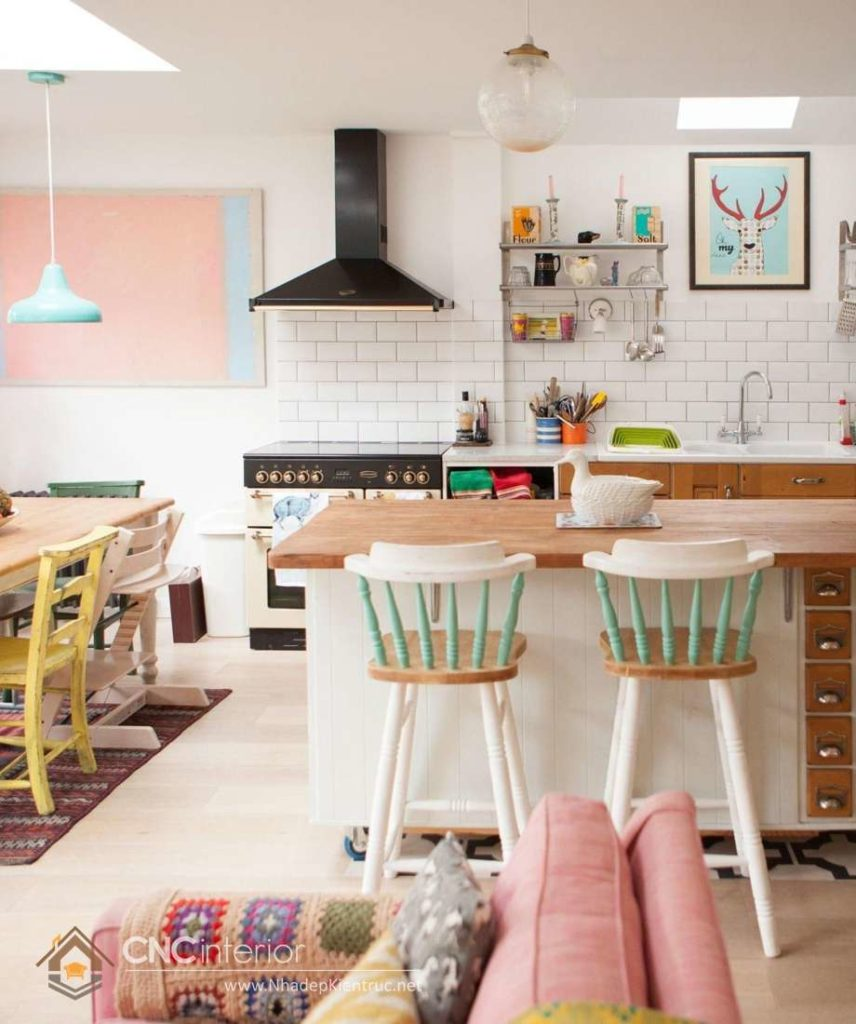 hình ảnh nhà bếp đơn giản 17