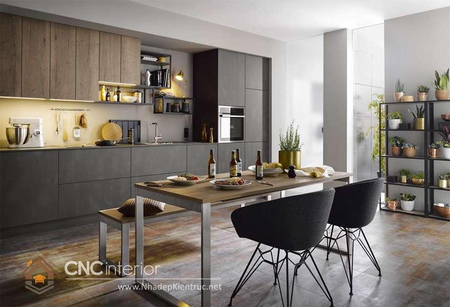 phòng bếp hiện đại 3