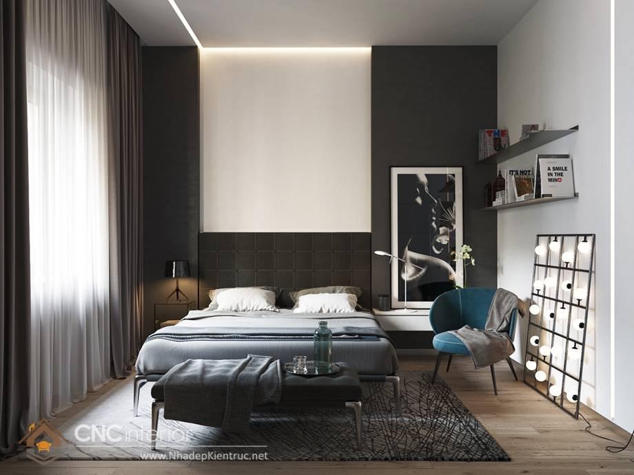 hướng kê giường ngủ vợ chồng theo mệnh thủy 5