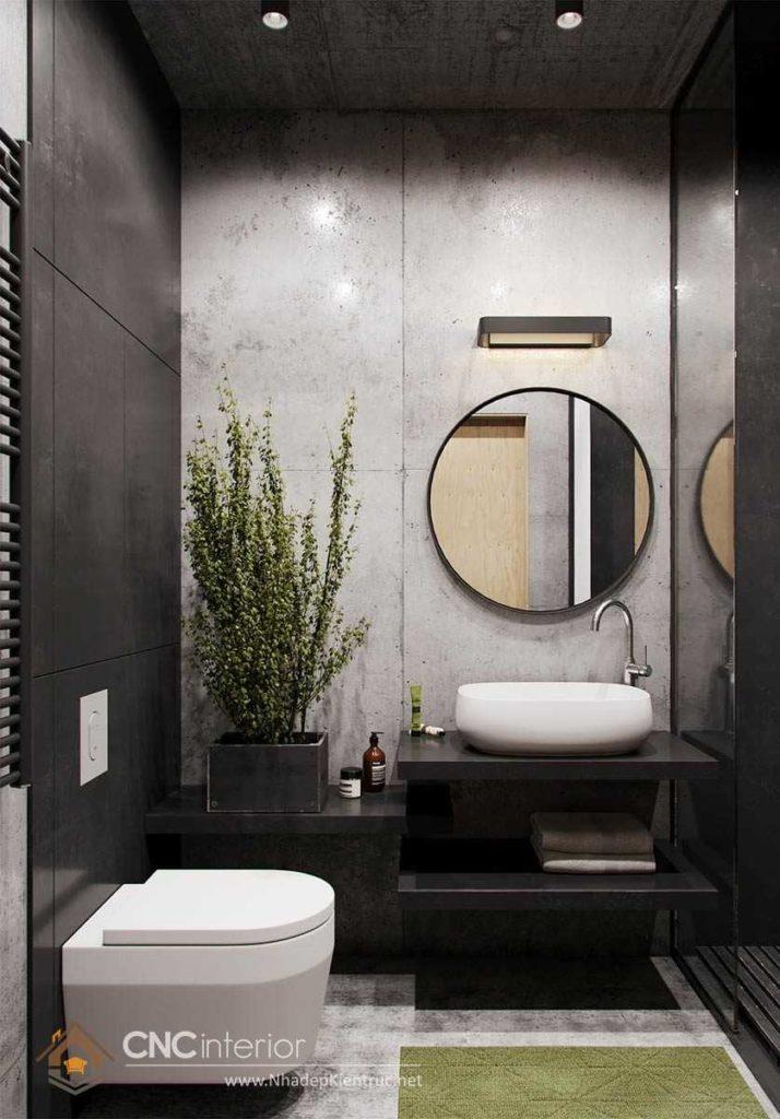 phòng vệ sinh đẹp và hợp lý 5