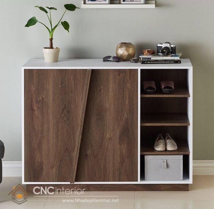 tủ đựng giày dép bằng gỗ tphcm 1