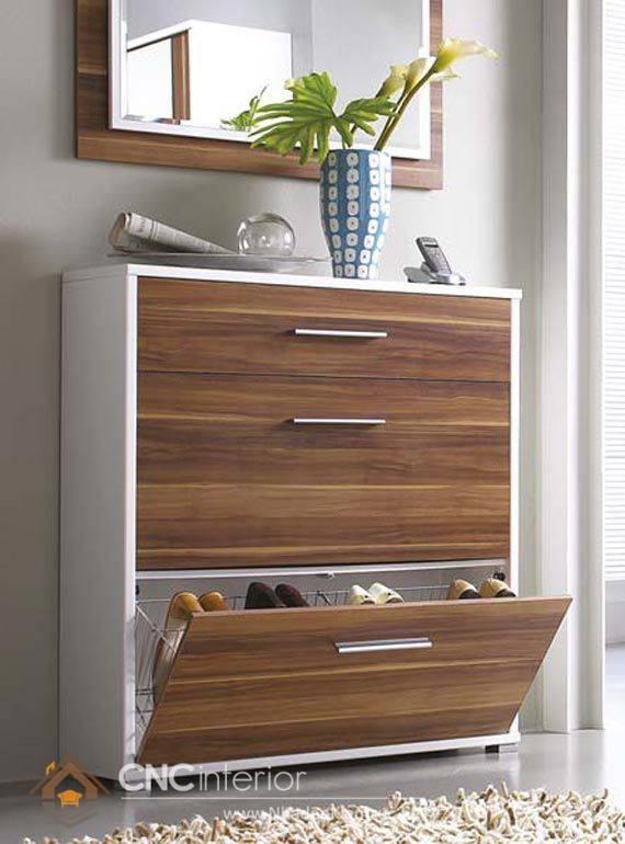 tủ đựng giày dép bằng gỗ tphcm 2