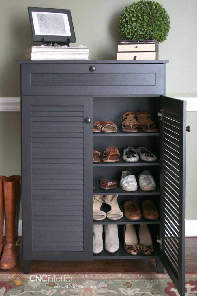 tủ đựng giày dép bằng gỗ tphcm 4