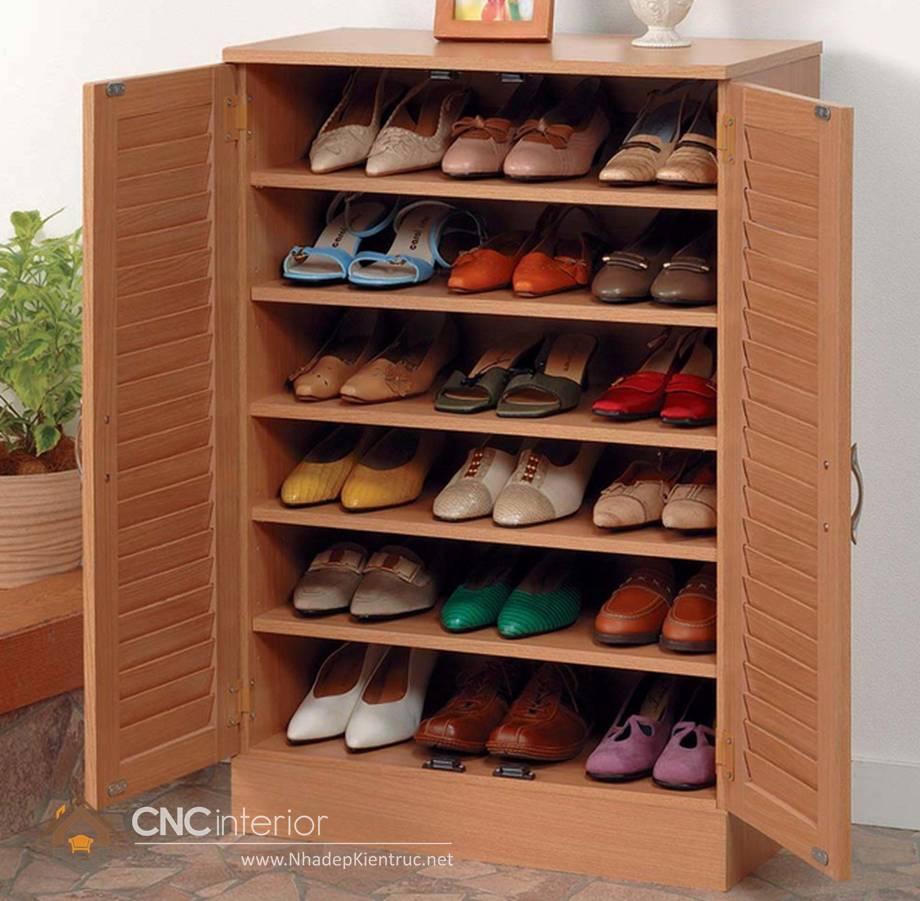 tủ đựng giày dép bằng gỗ tphcm 5