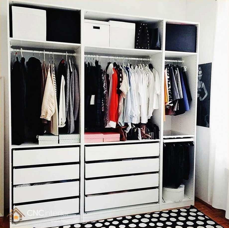 hộc kéo cho tủ quần áo 3 buồng 11
