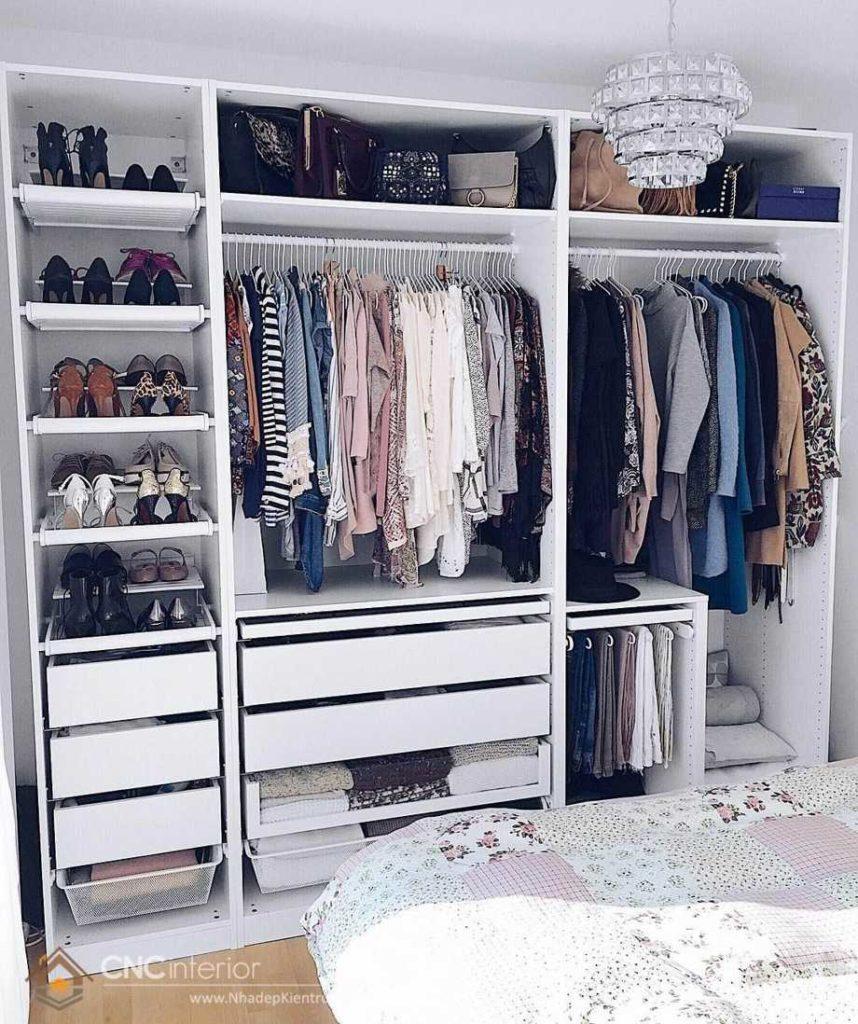 tủ quần áo 3 buồng gỗ công nghiêp 12