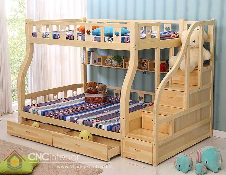 giường ngủ tầng trẻ em 6