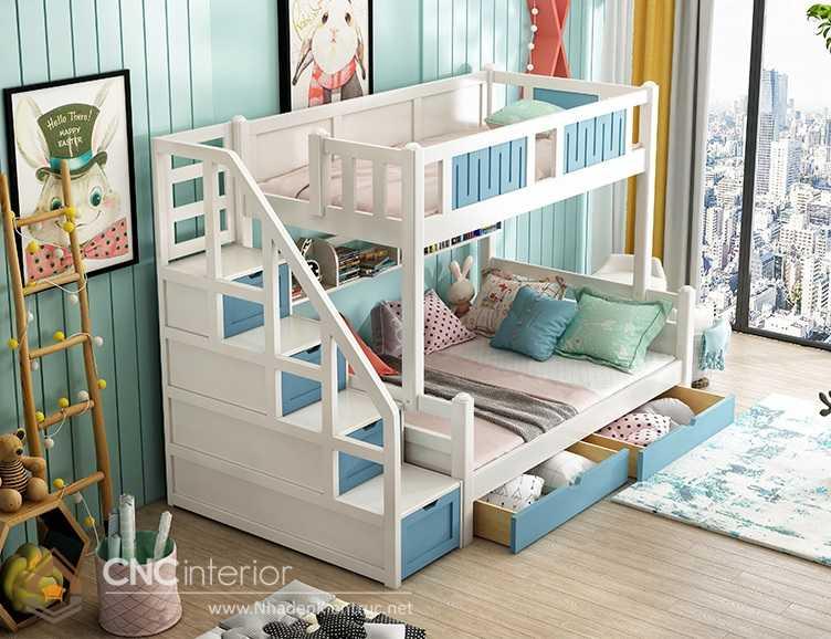 giường ngủ tầng trẻ em 1