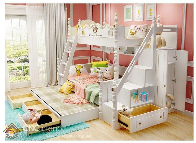 giường ngủ tầng trẻ em 3