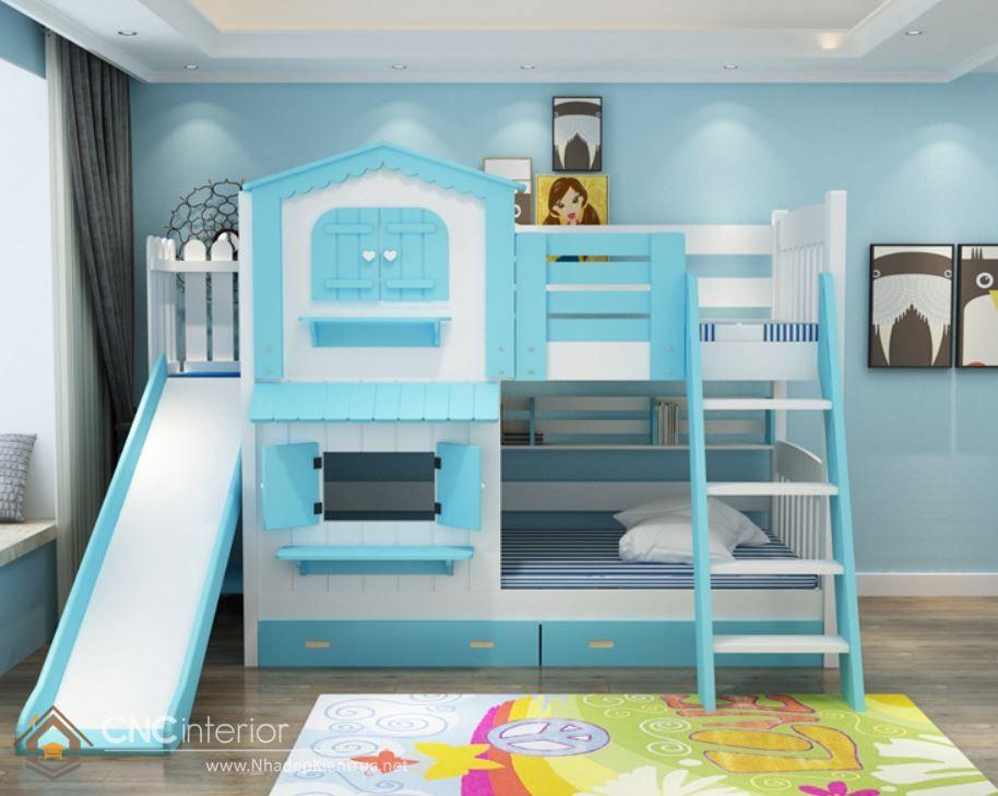 giường ngủ tầng trẻ em 8
