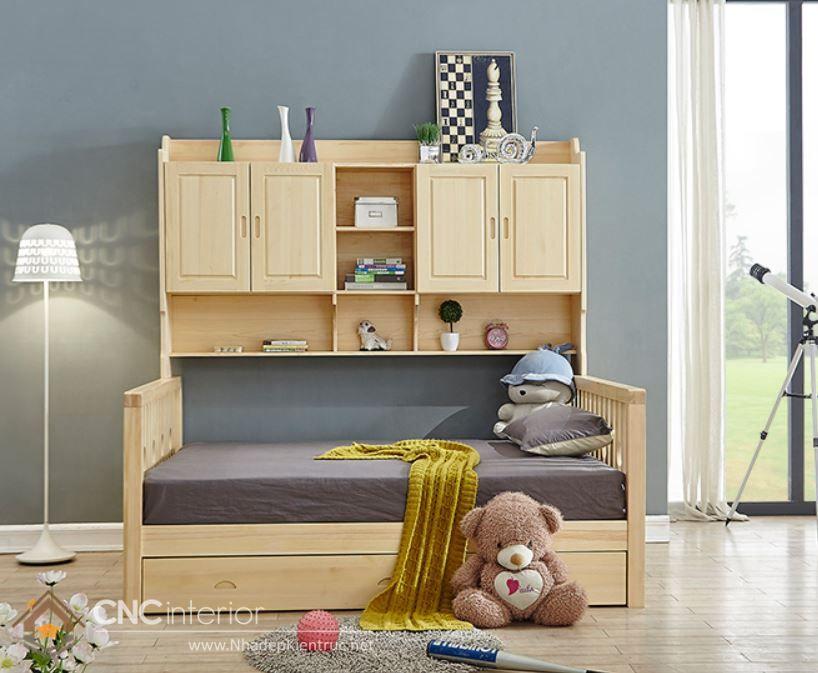 Giường tầng thấp 2