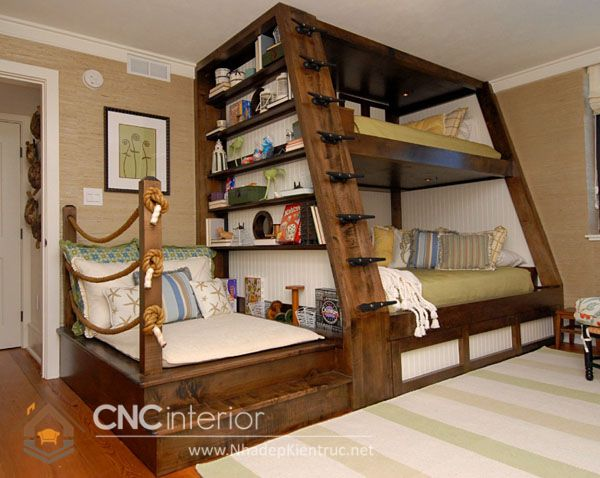 giường ngủ tầng trẻ em 4
