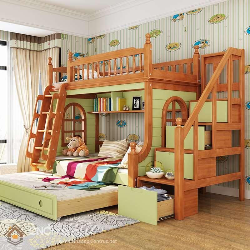có nên mua giường tầng cho bé 7