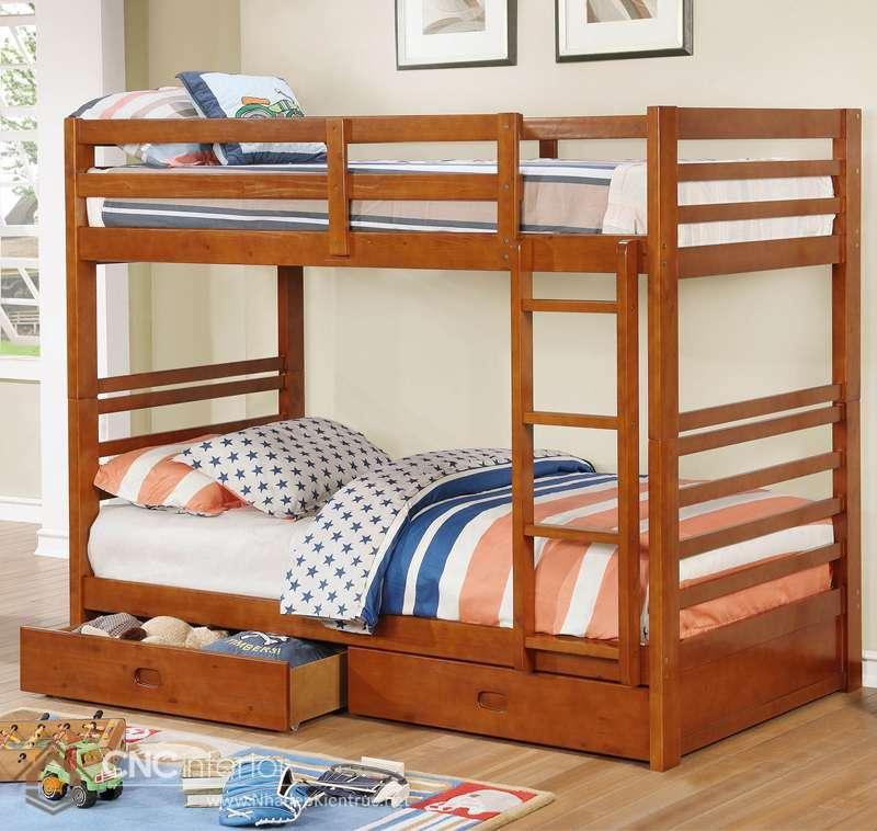 có nên mua giường tầng cho bé 3