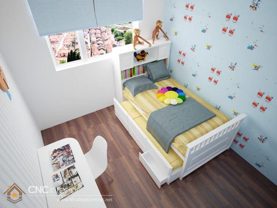có nên mua giường tầng cho bé 4