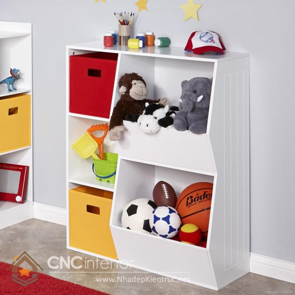 Giá cả tủ đồ chơi trẻ em