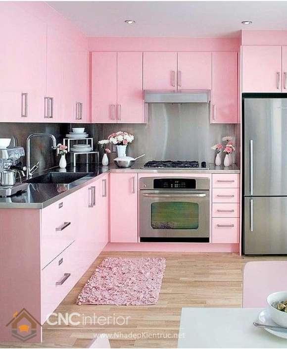 không gian bếp nhỏ xinh 2
