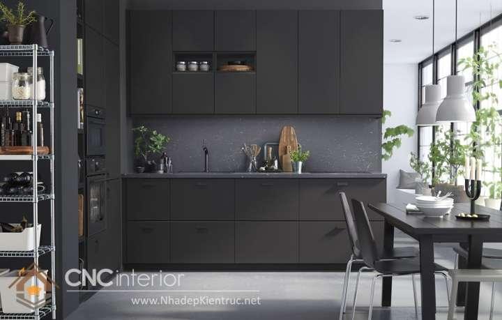 nhà bếp đẹp hiện đại 6