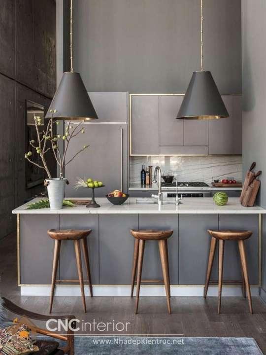 nhà bếp đẹp hiện đại 7