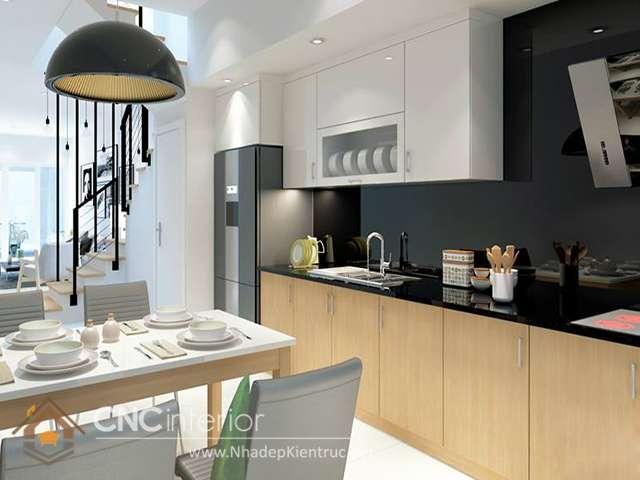 nhà bếp đẹp hiện đại 9