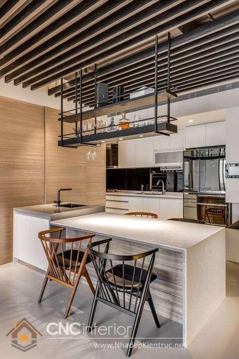 nhà bếp đẹp hiện đại 5
