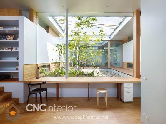 Nội thất nhà Nhật Bản phong cách tối giản 3