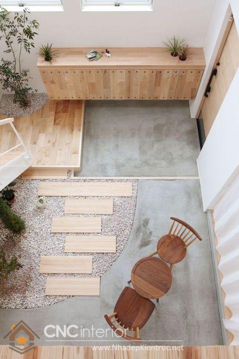 Nội thất nhà Nhật Bản phong cách tối giản 4