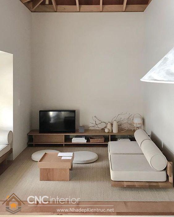 Nội thất nhà Nhật Bản phong cách tối giản 8