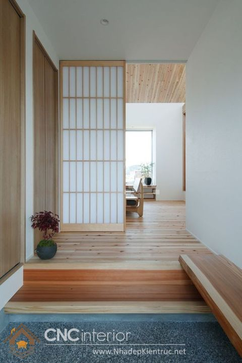 Nội thất nhà Nhật Bản phong cách tối giản 6