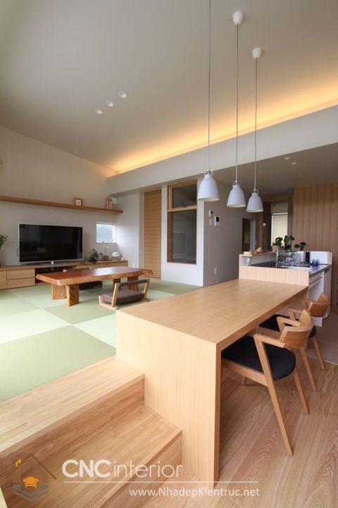 Nội thất nhà Nhật Bản phong cách tối giản 5