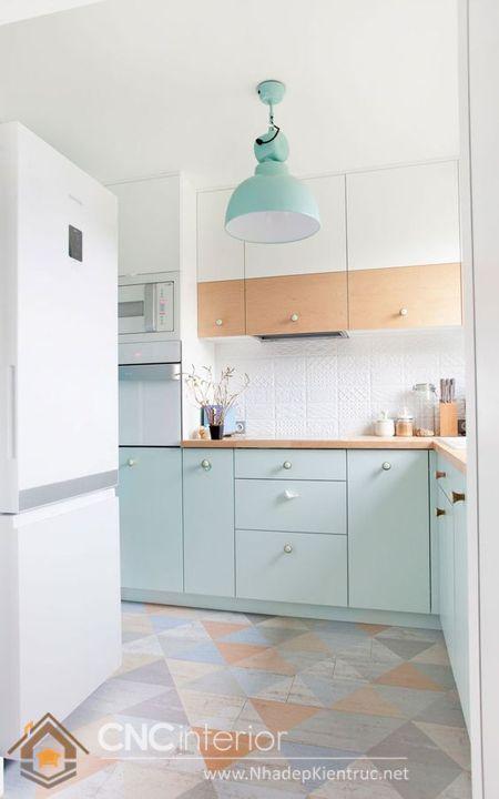 tủ bếp mini 2