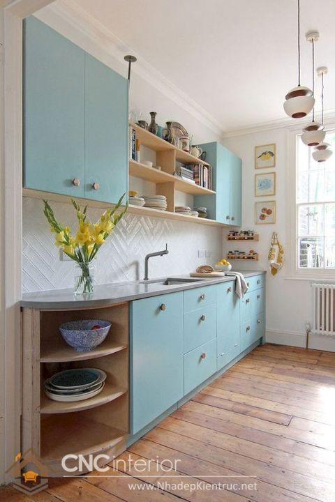 tủ bếp mini 8